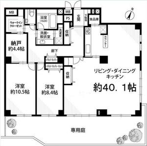 秀和桜丘レジデンス1F (間取り).jpg