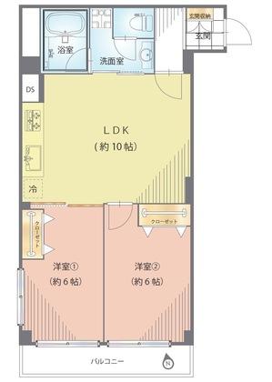 秀和麻布笄町レジデンス5F (3).jpg