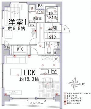 原宿第8宮庭マンション (13).jpg