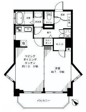 六本木東豊エステート603号室 (4).jpg